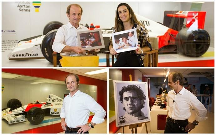 BLOG: O amigo de Senna