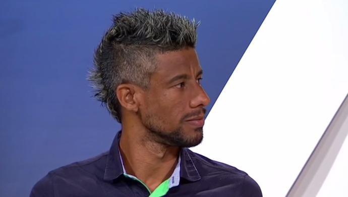 Léo Moura, lateral do Grêmio (Foto: Reprodução SporTV)