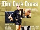 Luiza Possi escolhe look simples, mas rico em detalhes para sua estreia