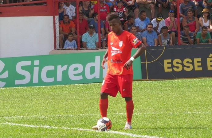 Douglas Pote Batatais (Foto: Kennedy Oliveira Gomes)