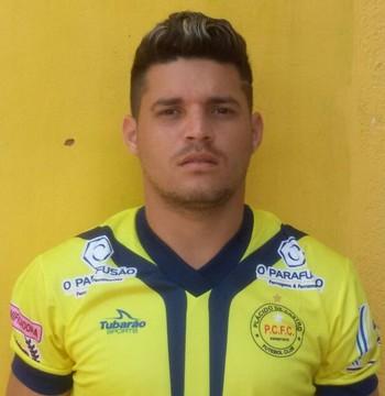 Hebert, goleiro do Plácido de Castro (Foto: Hebert Santos/Arquivo Pessoal)