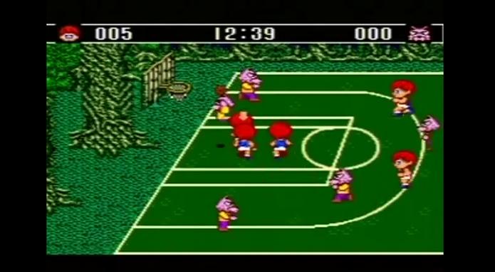 Basketball Nightmare (Master System) (Foto: Reprodução)