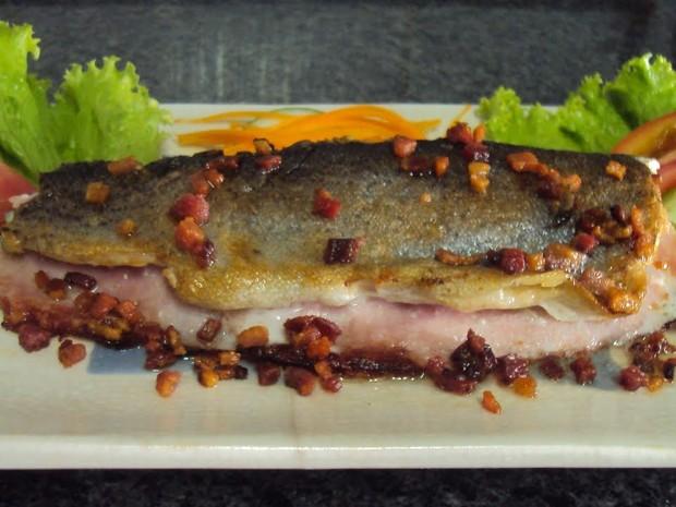 O prato bode expiatório representa a culinária brasileira (Foto: Divulgação)