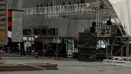 Preparativos para festa do trabalhador em Cuiabá