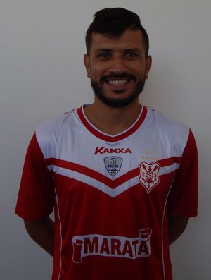 Cris, zagueiro do Sergipe (Foto: Divulgação/CSS)