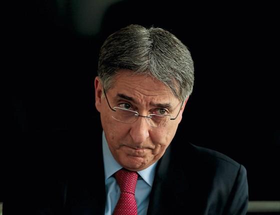 Fernando Pimentel,governador de Minas Gerais (Foto: Joel Silva/Folhapress)