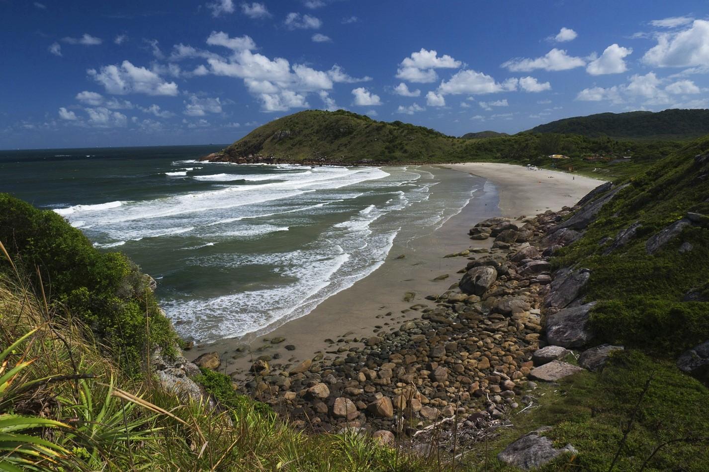 Ilha do Mel  (Foto: Nelson Akira Ishikawa / Shutterstock)