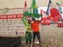 Incansável: Mais de 200 mil km e mil corridas depois, Pangaré faz 50 anos