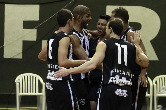 Botafogo x APAN, Superliga B masculina, vôlei (Foto: Vitor Silva/Botafogo/SSPress)