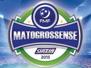 Logo do Mato-grossense 2015 (Foto: Assessoria/FMF)