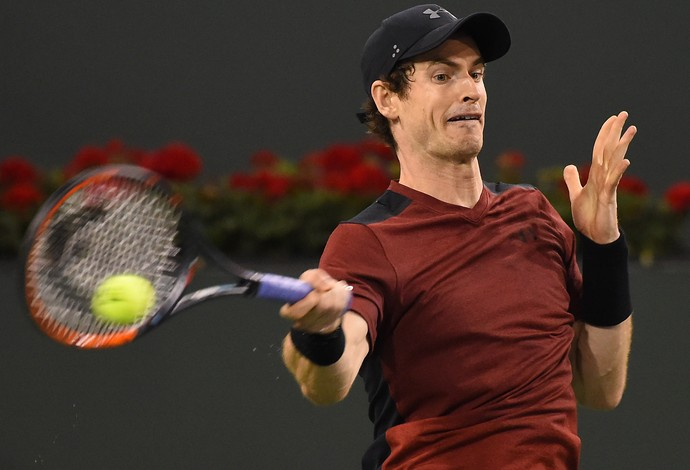 Andy Murray é eliminado em Indian Wells  (Foto: Jayne Kamin-Oncea-USA TODAY Sports/Reuters)