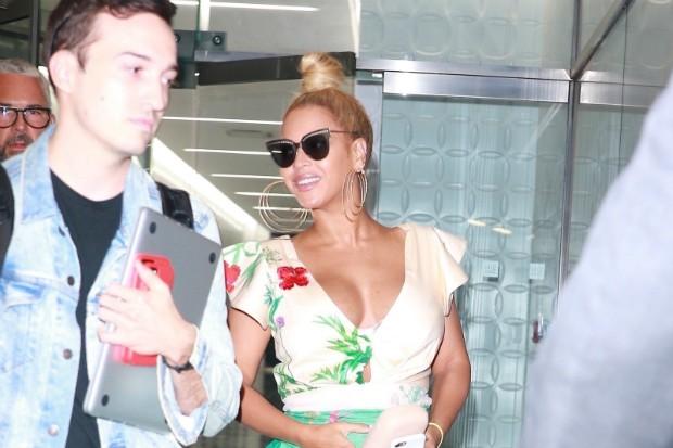 Beyoncé (Foto: The Grosby Group)