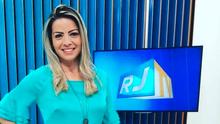 Candidatos à prefeitura de Petrópolis são entrevistados por Cristina Frazão na Inter TV (Arquivo Pessoal)