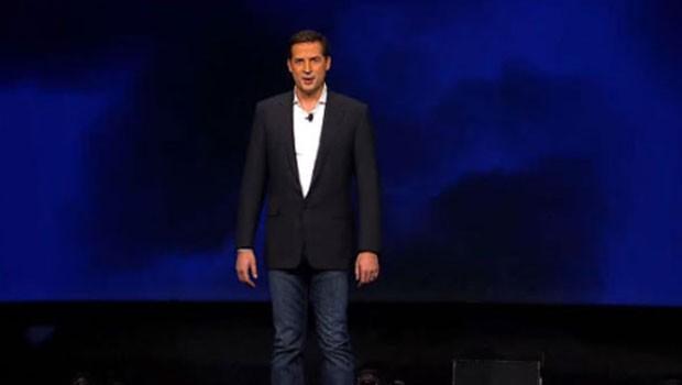 Novidades na PlayStation Network foram apresentadas por David Perry, do Gaikai. (Foto: Reprodução)