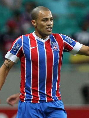 Léo Gago; Bahia (Foto: Felipe Oliveira/Divulgação/EC Bahia)