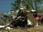 Situação de avião que caiu e matou 5 pessoas em GO era regular, diz Anac