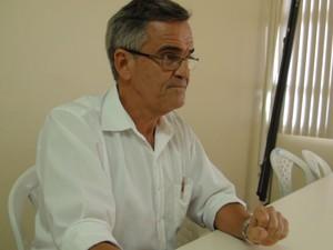 Osmário Salles (Foto: Ruan Melo/G1)