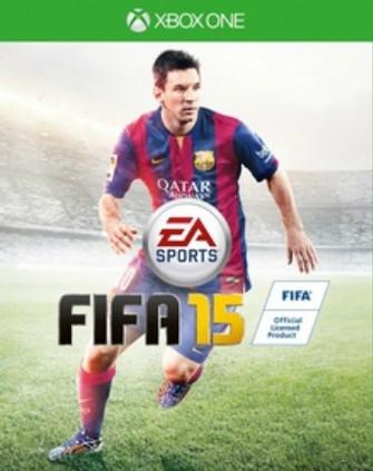 A versão do Fifa 15 para Xbox One também traz o jogador argentino (Foto: Divulgação)