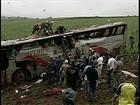 'Vi a morte de frente', diz sobrevivente de acidente com ônibus no RS