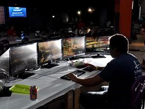 Games têm espaço garantido  (Divulgação)