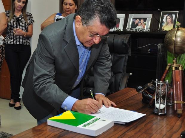 Flamarion Portela (Foto: Hisraufre Emiliano/ALE/Divulgação)