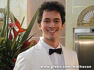 Ben vive nos EUA, mas quer voltar para o Brasil (Foto: Malhação / TV Globo)