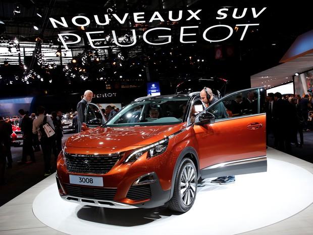Peugeot 3008 (Foto: REUTERS/Benoit Tessier)