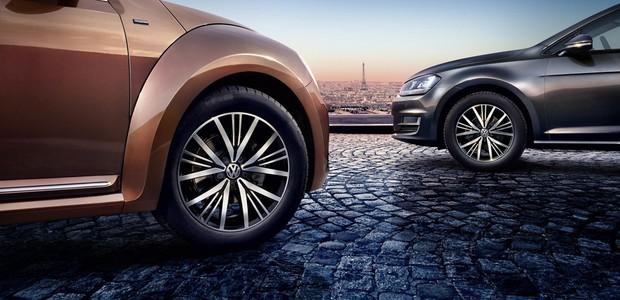 Volkswagen lança edição especial para a Eurocopa (Foto: Divulgação)