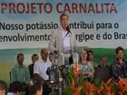 Projeto Carnalita vai alavancar a indústria de SE, comemora governador