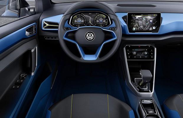 Volkswagen T-ROC (Foto: Volkswagen)