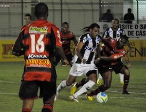 Dênis Marques - ABC x Oeste (Foto: Frankie Marcone/Divulgação/ABC)