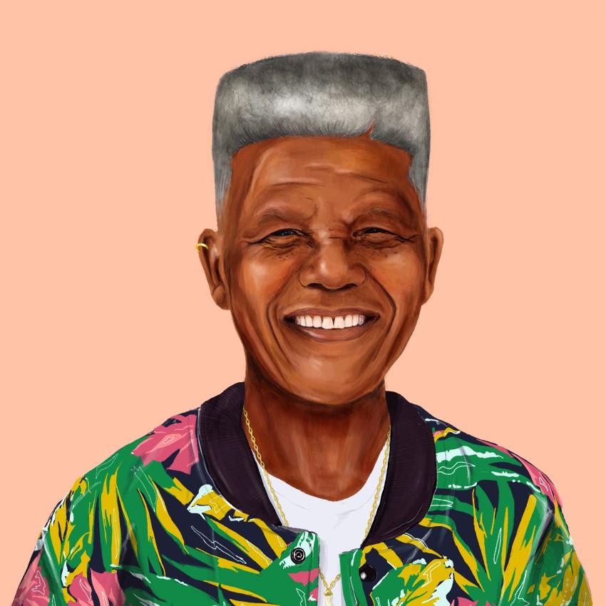 Nelson Mandela (Foto: Divulgação)