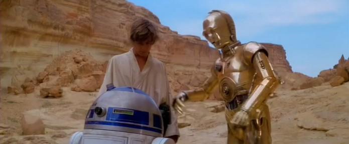 starwars robôs (Foto: Reprodução/YouTube)