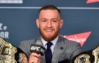Curtinhas: entrevista de McGregor será exibida em sistema pay-per-view