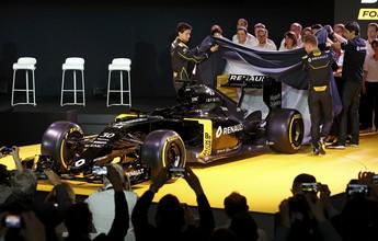 De volta à F1, Renault lança carro, e confirma Magnussen/Palmer em 2016