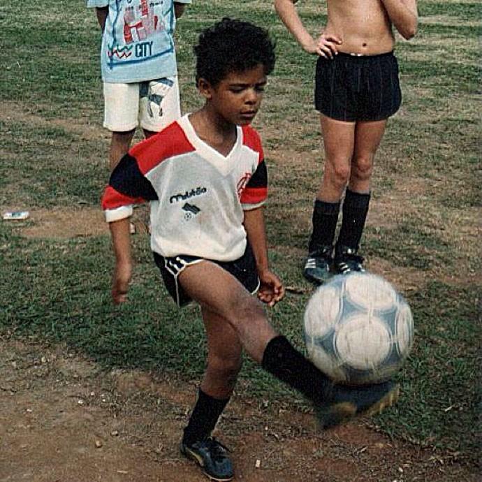 Felipe Melo Flamengo (Foto: Reprodução / Instagram )