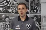 Botafogo TV - Montillo fala da expectativa de vestir camisa 7