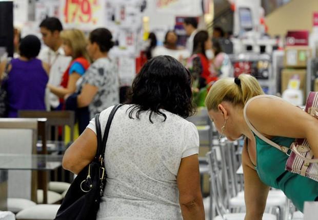 Consumo ; varejo; compras ; supermercado ; vendas ;  (Foto: Divulgação)