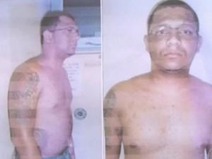 Líder de principal quadrilha de tráfico de drogas em Feira é mandante de rebelião (Foto: Reprodução/TV Bahia)