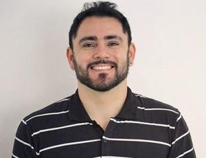 Rodrigo Fuentealba analista de desempenho JF Vôlei (Foto: JF Vôlei/Divulgação)
