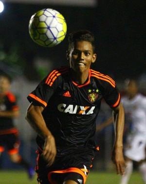ff632f57d0 Thallyson (Foto  Williams Aguiar Sport Club do Recife)