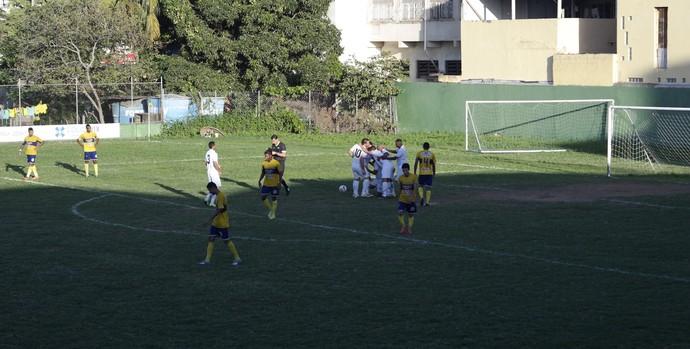 Espírito Santo vence o GEL, no Gil Bernardes (Foto: Richard Pinheiro/GloboEsporte.com)