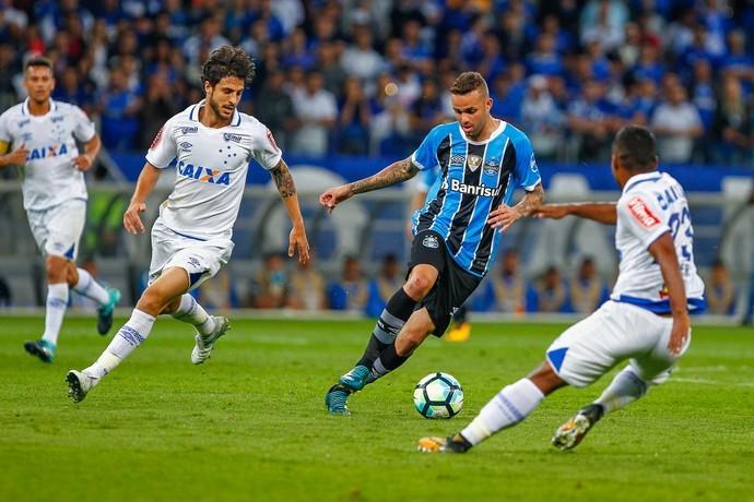 Luan Grêmio Cruzeiro