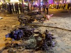 Suspeito de atentado de Bangcoc 'confessa' posse de explosivos