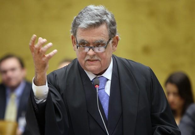 O criminalista Antônio Cláudio Mariz de Oliveira (Foto: José Cruz/Agência Brasil)