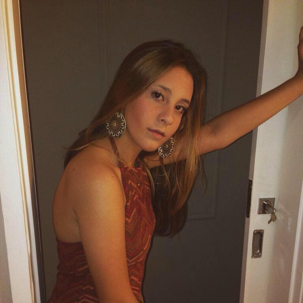 Lara Furno faleceu por causa de bactéria super-resistente (Foto: Reproduçã/Facebook)