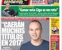 Iniesta diz que rendimento vai definir quanto tempo pode ficar no Barcelona