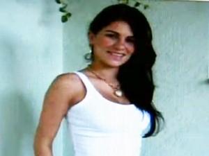 Eliza Samudio (Foto: Reprodução/TV Globo)