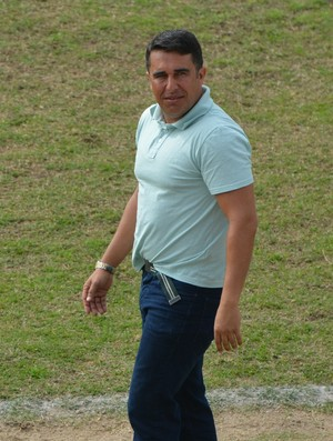 Wendel Freitas técnico Usac (Foto: Vitor Geron)