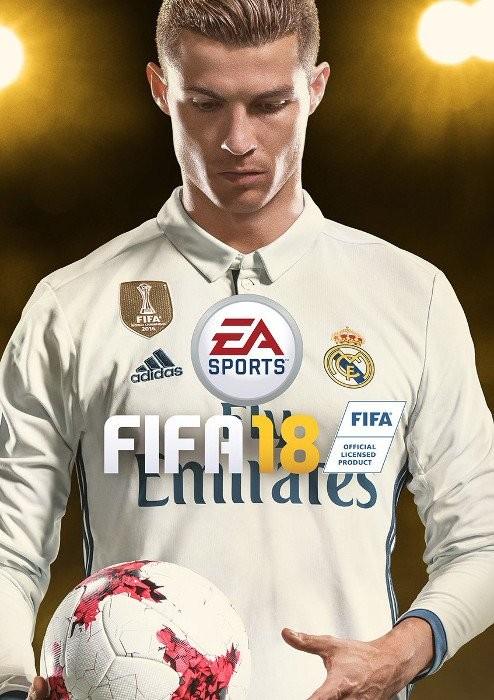 Capa do FIFA 18 (Foto: Divulgação)